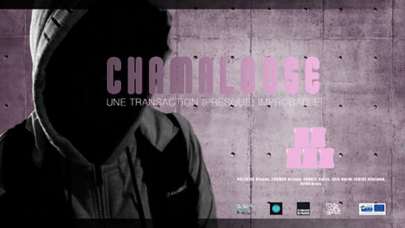 Poster d'Eloïse pour le court-métrage de Chamaloose