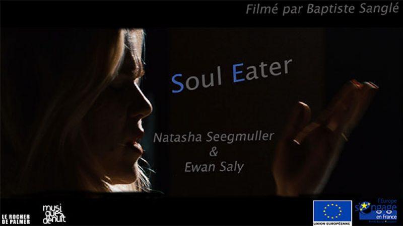 Poster de Natasha pour le court métrage Soul Eater