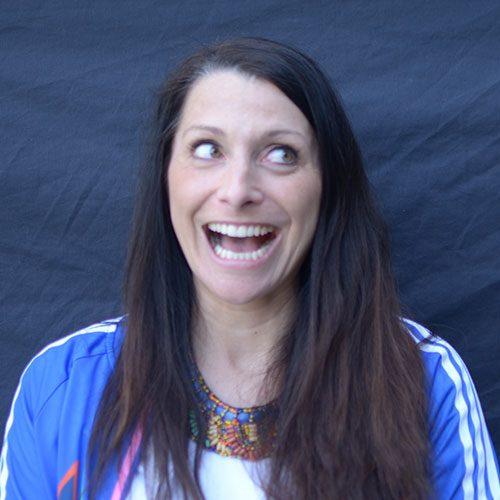 Audrey, stagiaire de la formation numérique du Rocher de Palmer