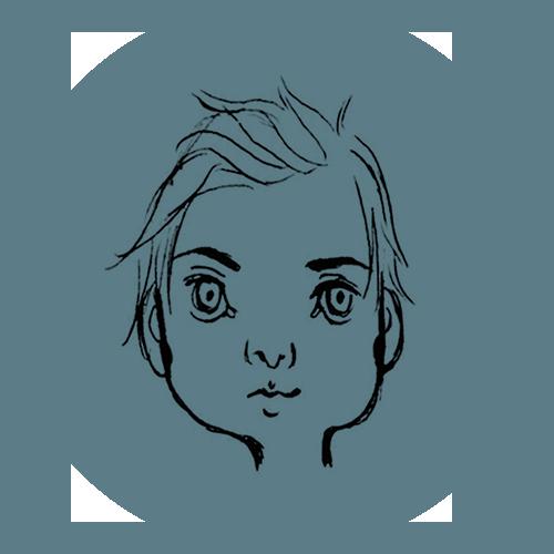 Baptiste, stagiaire de la formation numérique du Rocher de Palmer